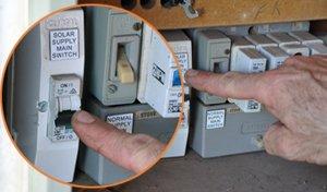 Manual Shutdown Procedure Shutdown Procedure For Solar