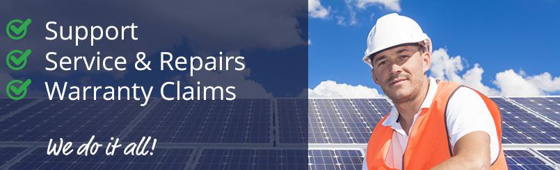 Solar Power Service