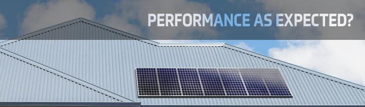 solar performance